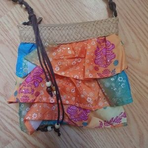 Handbags - Unique & Colorful Cross Body